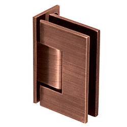Vienna 044 Series Ant. Brushed Copper Wall Mount Hinge