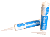 Professional Grade Clear Mildew Resistant Silicone Sealant