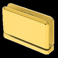 Senior Prima 01 Series Gold Plated Top or Bottom Mount Hinge